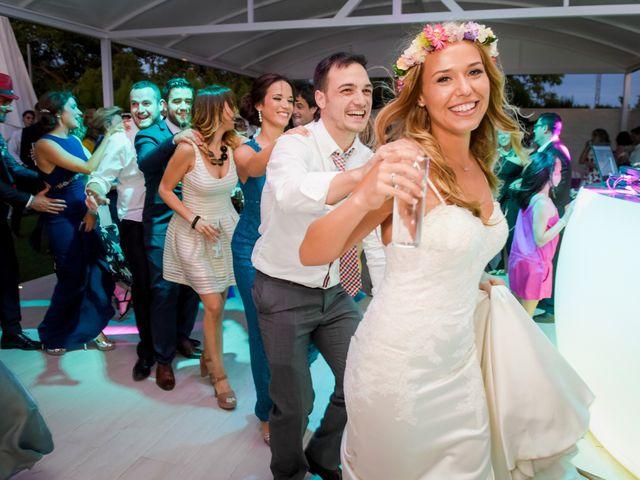 La boda de Denis y Alexandra en Montbrio Del Camp, Tarragona 49