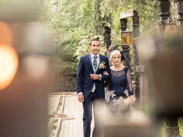La boda de Rubén y Irene en Alalpardo, Madrid 17