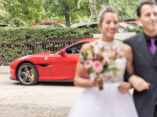 La boda de Rubén y Irene en Alalpardo, Madrid 18