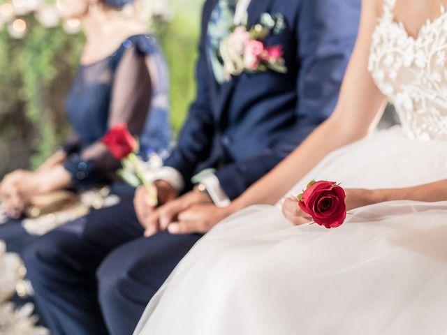 La boda de Rubén y Irene en Alalpardo, Madrid 28