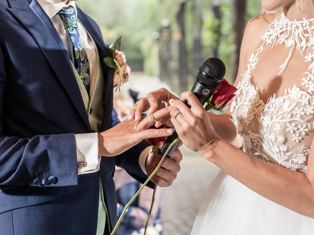 La boda de Rubén y Irene en Alalpardo, Madrid 29