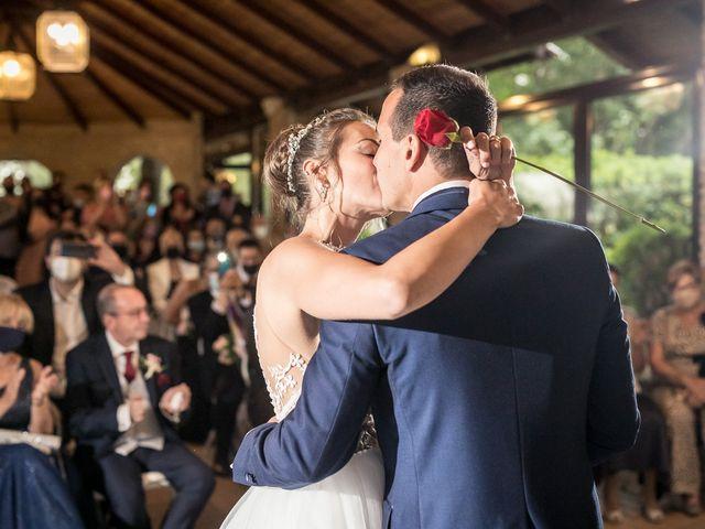 La boda de Rubén y Irene en Alalpardo, Madrid 30