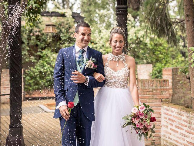 La boda de Rubén y Irene en Alalpardo, Madrid 31