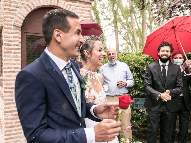 La boda de Rubén y Irene en Alalpardo, Madrid 32