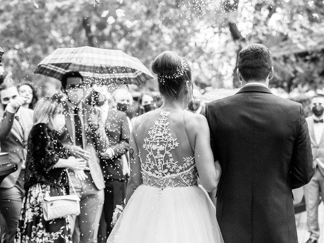La boda de Rubén y Irene en Alalpardo, Madrid 33
