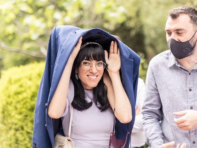 La boda de Rubén y Irene en Alalpardo, Madrid 34