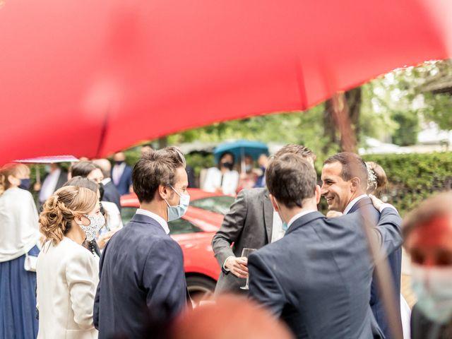 La boda de Rubén y Irene en Alalpardo, Madrid 36