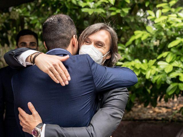La boda de Rubén y Irene en Alalpardo, Madrid 38