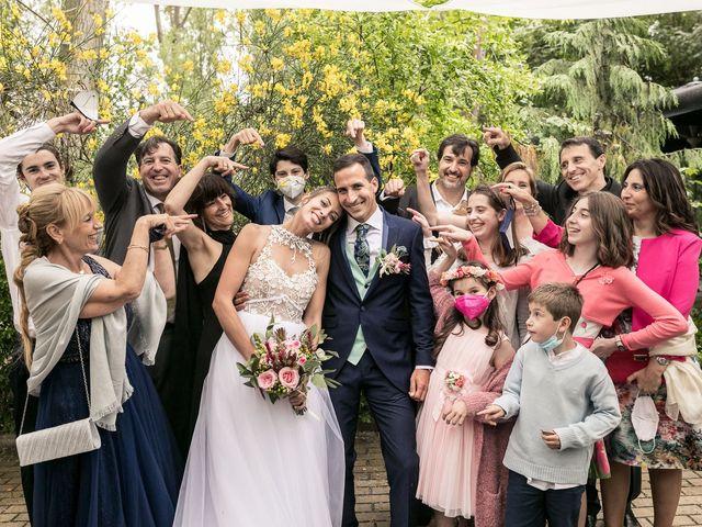La boda de Rubén y Irene en Alalpardo, Madrid 40
