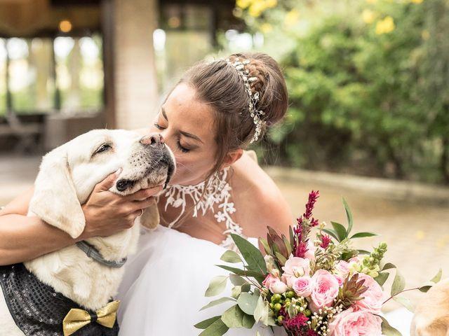 La boda de Rubén y Irene en Alalpardo, Madrid 41
