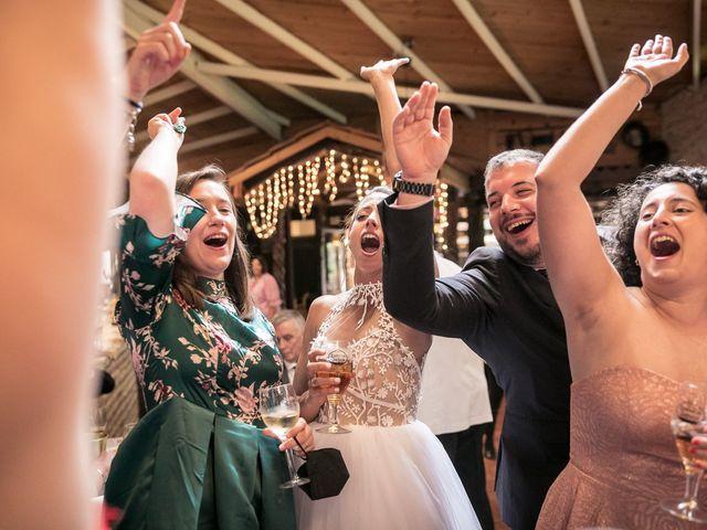 La boda de Rubén y Irene en Alalpardo, Madrid 43