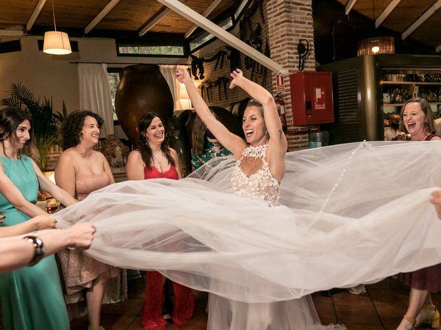 La boda de Rubén y Irene en Alalpardo, Madrid 44