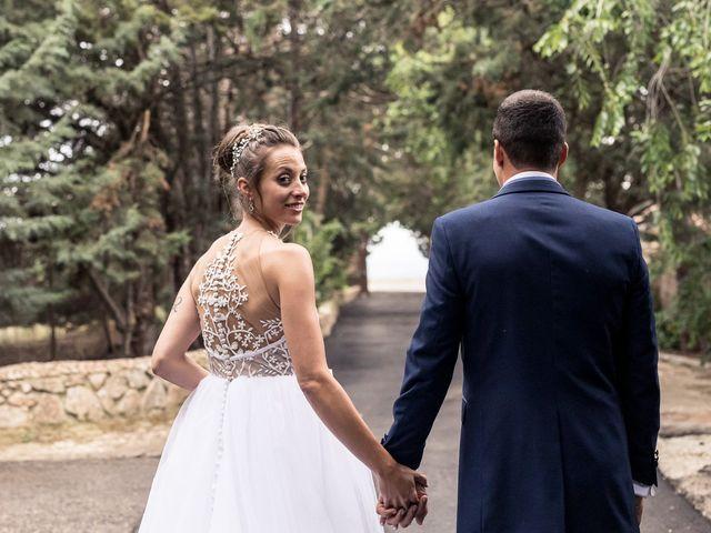 La boda de Rubén y Irene en Alalpardo, Madrid 46
