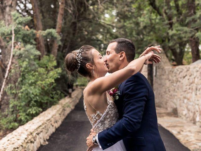 La boda de Rubén y Irene en Alalpardo, Madrid 47