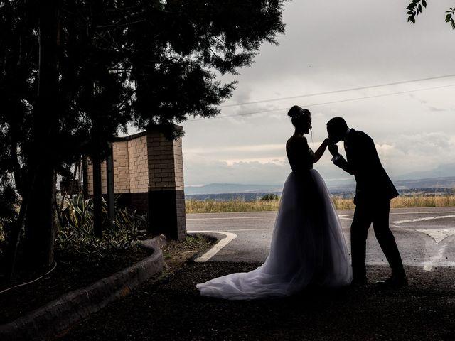 La boda de Rubén y Irene en Alalpardo, Madrid 48