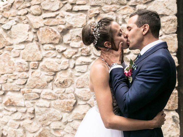La boda de Rubén y Irene en Alalpardo, Madrid 49