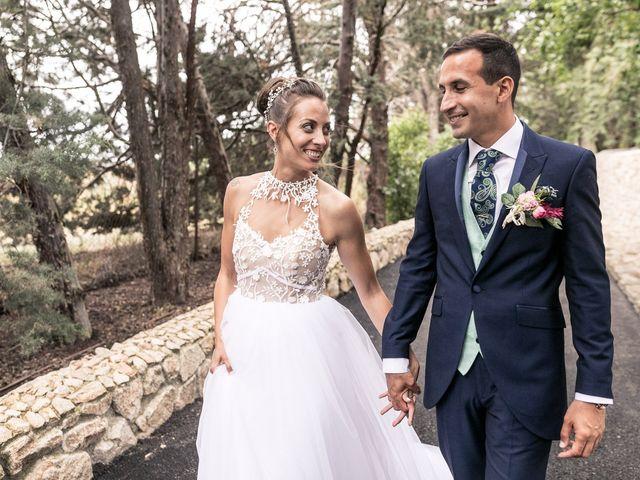 La boda de Rubén y Irene en Alalpardo, Madrid 50
