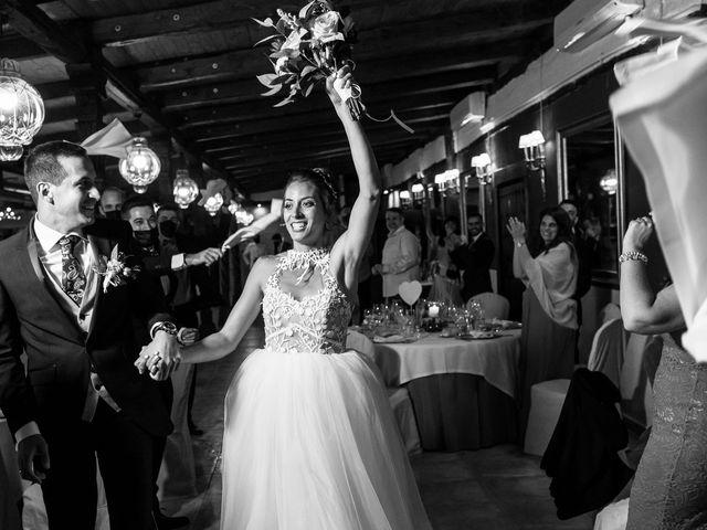 La boda de Rubén y Irene en Alalpardo, Madrid 52