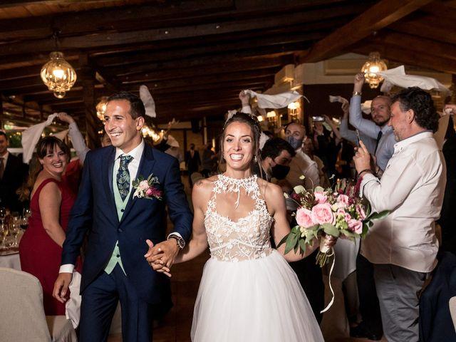 La boda de Rubén y Irene en Alalpardo, Madrid 54