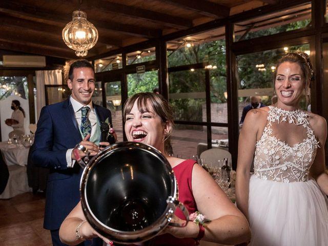 La boda de Rubén y Irene en Alalpardo, Madrid 57