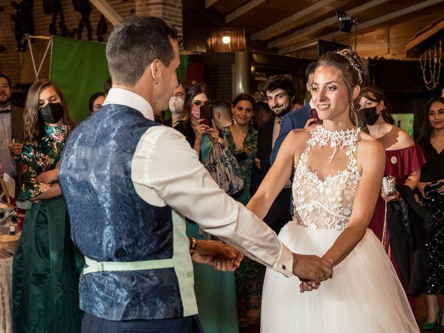 La boda de Rubén y Irene en Alalpardo, Madrid 62