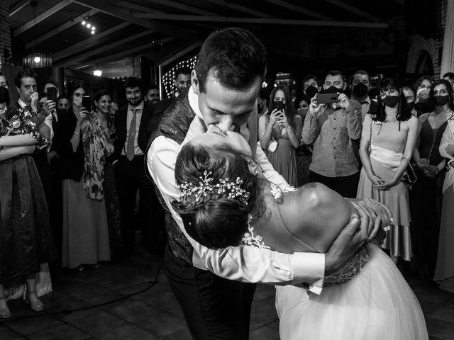 La boda de Rubén y Irene en Alalpardo, Madrid 63