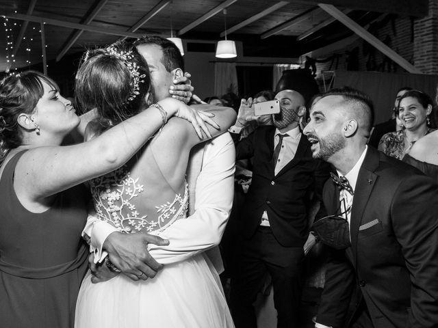 La boda de Rubén y Irene en Alalpardo, Madrid 64