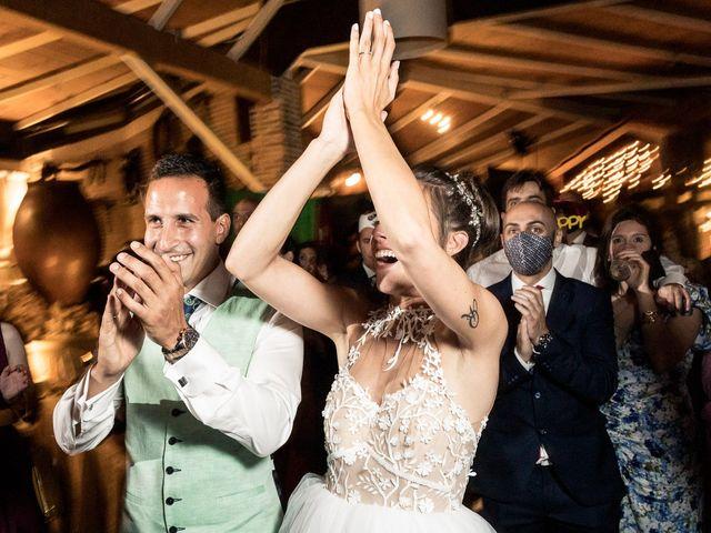 La boda de Rubén y Irene en Alalpardo, Madrid 65
