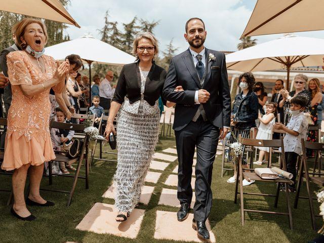 La boda de Dani y Monica en Sentmenat, Barcelona 6