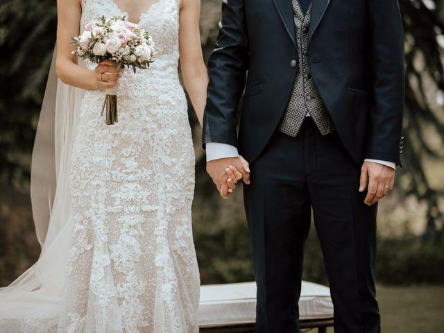 La boda de Dani y Monica en Sentmenat, Barcelona 12