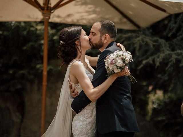 La boda de Dani y Monica en Sentmenat, Barcelona 13