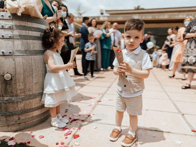 La boda de Dani y Monica en Sentmenat, Barcelona 14