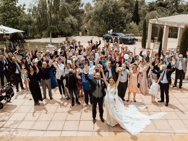 La boda de Dani y Monica en Sentmenat, Barcelona 16