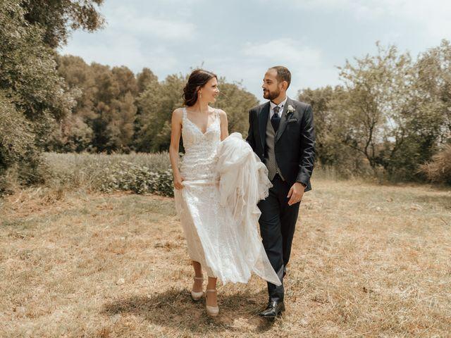 La boda de Dani y Monica en Sentmenat, Barcelona 17