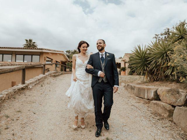 La boda de Dani y Monica en Sentmenat, Barcelona 18