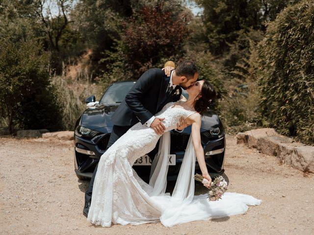 La boda de Dani y Monica en Sentmenat, Barcelona 20