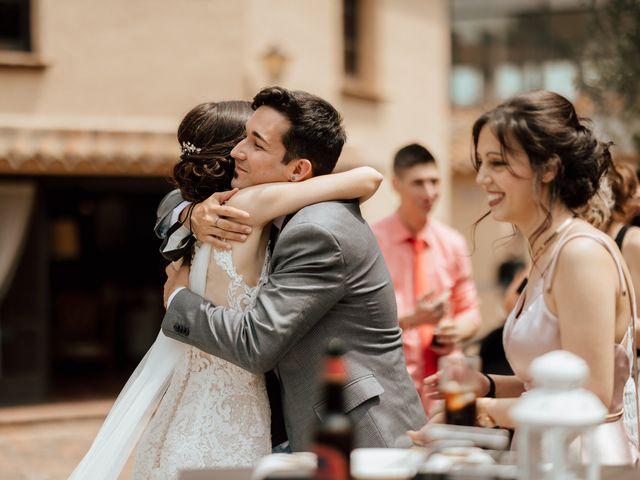 La boda de Dani y Monica en Sentmenat, Barcelona 23