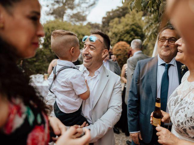 La boda de Dani y Monica en Sentmenat, Barcelona 24
