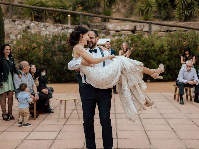 La boda de Dani y Monica en Sentmenat, Barcelona 45