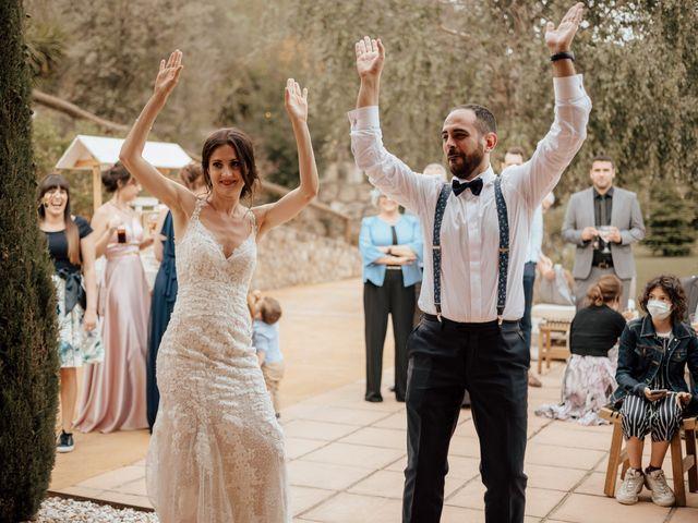 La boda de Dani y Monica en Sentmenat, Barcelona 49
