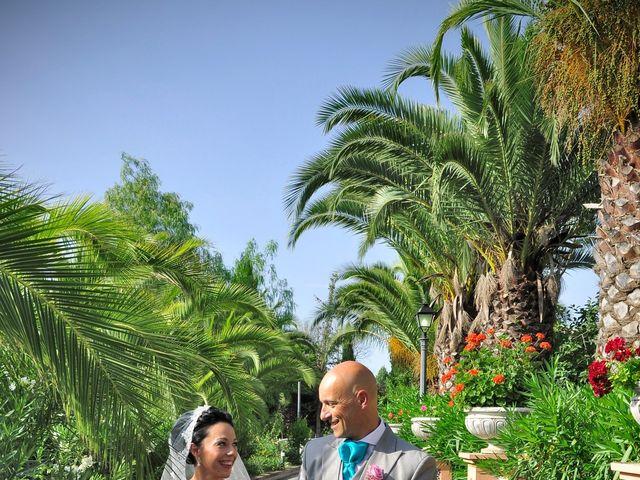 La boda de Antonio y Sabrina en Ronda, Málaga 3