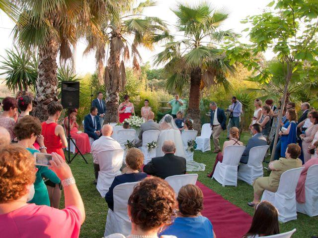 La boda de Antonio y Sabrina en Ronda, Málaga 1