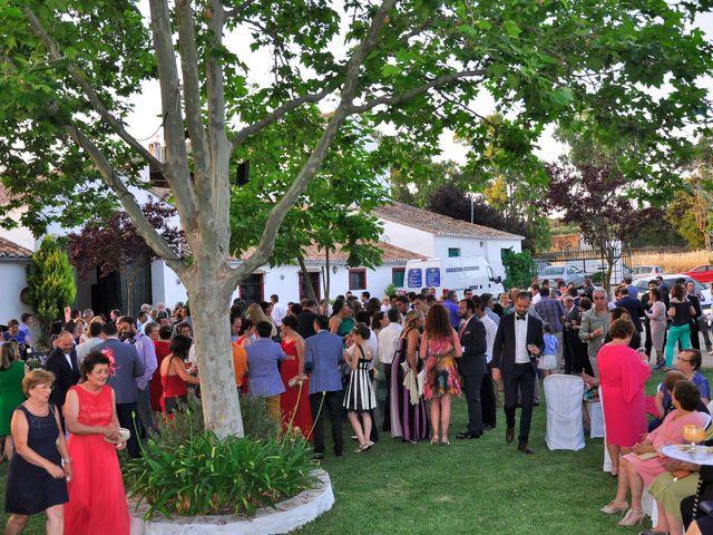 La boda de Antonio y Sabrina en Ronda, Málaga 2