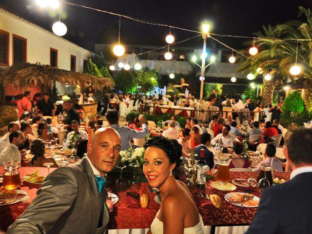 La boda de Antonio y Sabrina en Ronda, Málaga 9
