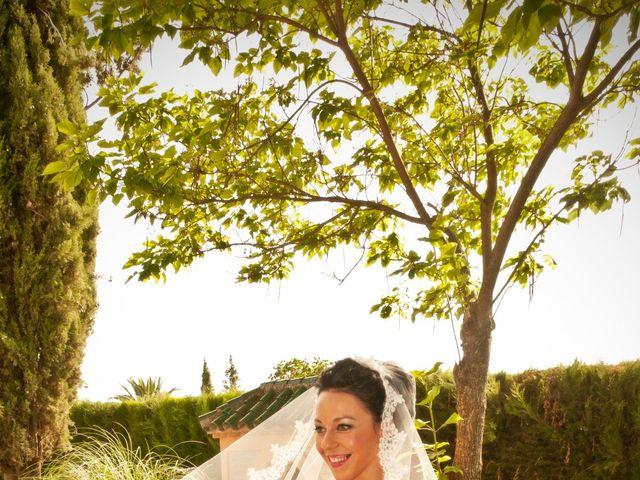 La boda de Antonio y Sabrina en Ronda, Málaga 10