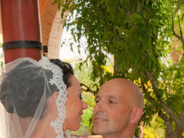 La boda de Antonio y Sabrina en Ronda, Málaga 11