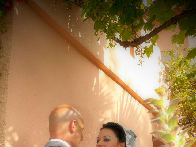 La boda de Antonio y Sabrina en Ronda, Málaga 13