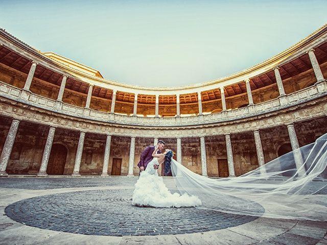 La boda de Miguel y Miriam en Atarfe, Granada 9