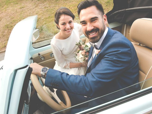 La boda de Judit y Antonio
