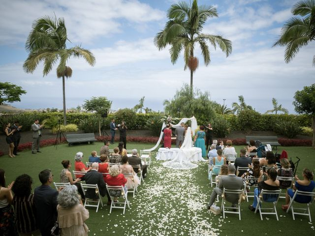La boda de Nancy y Iván en La Orotava, Santa Cruz de Tenerife 26